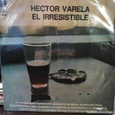 Discos de vinilo: LP ARGENTINO Y RECOPILATORIO DE HÉCTOR VARELA Y SU ORQUESTA TÍPICA AÑO 1973. Lote 222501815