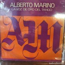 Discos de vinilo: LP ARGENTINO DE ALBERTO MARINO AÑO 1967. Lote 222502016