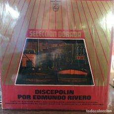 Discos de vinilo: LP ARGENTINO DE EDMUNDO RIVERO AÑO 1959 REEDICIÓN. Lote 222502970