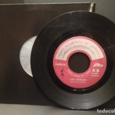 Discos de vinilo: LOS BRINCOS SOLA SINGLE ITALIA PDELUXE. Lote 222503665