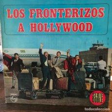 Discos de vinilo: LP ARGENTINO, RECOPILATORIO Y DOBLE DE LOS FRONTERIZOS AÑO 1967. Lote 222504628