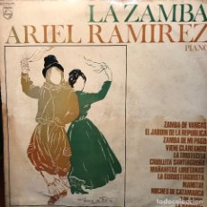 Discos de vinilo: LP ARGENTINO DE ARIEL RAMÍREZ AÑO 1967. Lote 222504818