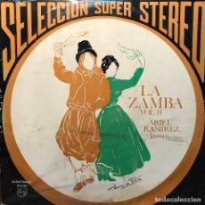 Discos de vinilo: LP DE ARIEL RAMÍREZ AÑO 1971. Lote 222505527