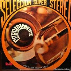 Discos de vinil: LP ARGENTINO DE JAMES LAST Y SU ORQUESTA AÑO 1970. Lote 222510893