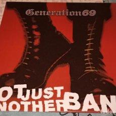 "Discos de vinilo: GENERATION 69: NOT JUST ANOTHER BAND LP 12"". Lote 222512817"