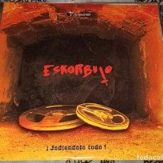 "Discos de vinilo: ESKORBUTO: JODIENDOLO TODO LP12"". Lote 222512957"