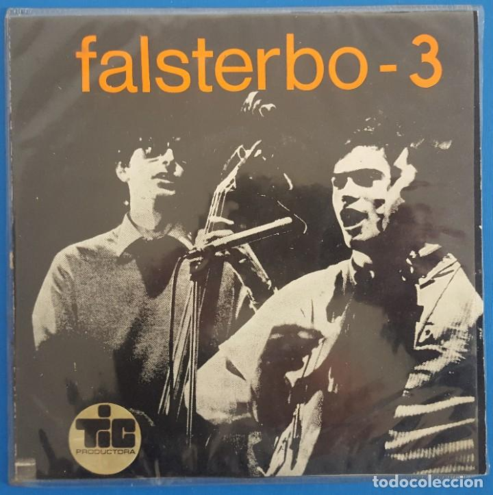 EP / FALSTERBO - 3 / AI ADEU CARA BONICA - MARIA SOLIÑA - DEIXA LA POR - EL VELL SMOKY / RARO (Música - Discos de Vinilo - EPs - Grupos Españoles de los 70 y 80)