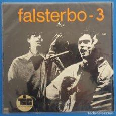 Disques de vinyle: EP / FALSTERBO - 3 / AI ADEU CARA BONICA - MARIA SOLIÑA - DEIXA LA POR - EL VELL SMOKY / RARO. Lote 222520463