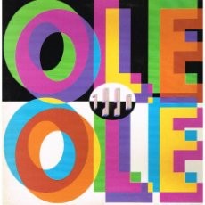 Discos de vinilo: OLE OLE - 1990 - LP 1990 - PORTADA DOBLE. Lote 222521372