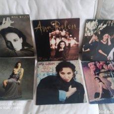 Discos de vinilo: LOTE VINILOS 6 LP ANA BELÉN. Lote 222524147