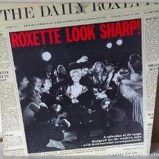 Discos de vinilo: ROXETTE - LOOK SHARP HISPAVOX - 1988. Lote 222524485