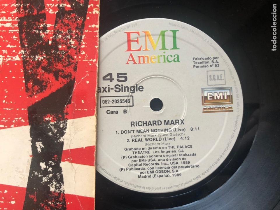 Discos de vinilo: Richard Marx ?– Angelia - Foto 2 - 222526031