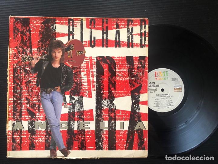 RICHARD MARX ?– ANGELIA (Música - Discos de Vinilo - Maxi Singles - Rock & Roll)