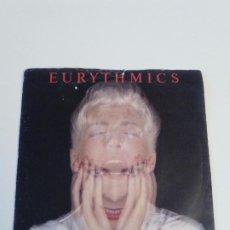 Discos de vinilo: EURYTHMICS THORN IN MY SIDE / IN THIS TOWN ( 1986 RCA UK ). Lote 222534528
