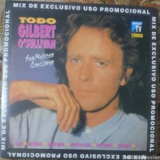 Discos de vinilo: GILBERT O'SULLIVAN EP SELLO BCN EDITADO EN ESPAÑA AÑO 1992.... Lote 222535073
