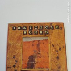 Discos de vinilo: THE ICICLE WORKS THE KISS OFF / HIGH TIME ( 1988 FONOMUSIC ESPAÑA ). Lote 222535696