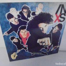 Discos de vinilo: INXS: X. LP VINILO. DISCOGRAFIA MERCURY. 1990. VER FOTOGRAFIAS ADJUNTAS. Lote 222537248