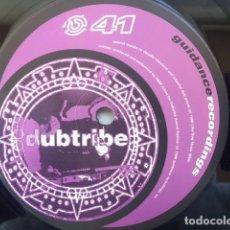 Discos de vinilo: DUBTRIBE . EL REGALO DE AMOR . EDICIÓN EXTRANJERA .GUIADANCE RECORDINGS. Lote 222541022