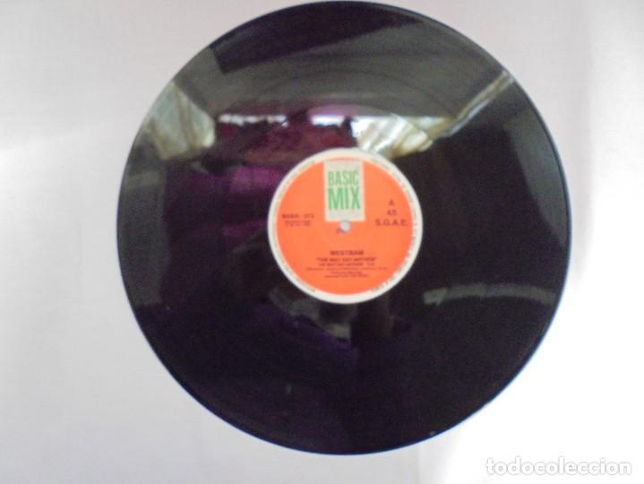 Discos de vinilo: THE MAYDAY ANTHEM. WESTBAM. DISCOGRAFIA BASIC MIX 1992. MAXI SINGLES VINILO. - Foto 2 - 222542326