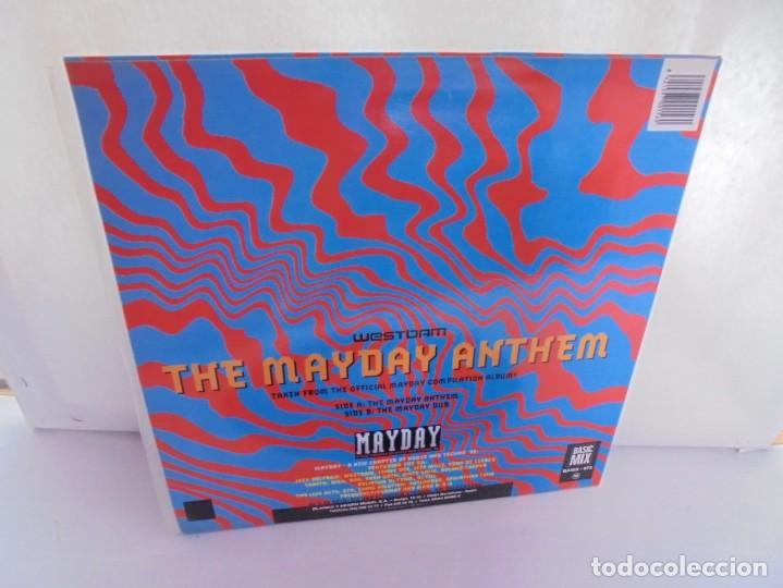 Discos de vinilo: THE MAYDAY ANTHEM. WESTBAM. DISCOGRAFIA BASIC MIX 1992. MAXI SINGLES VINILO. - Foto 8 - 222542326