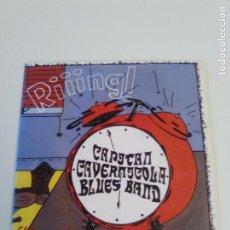 Discos de vinilo: CAPITAN CAVERNICOLA BLUES BAND EL DESPERTADOR / MAL ASPECTO ( 1994 NORTE SUR ASTURIAS ). Lote 222542961