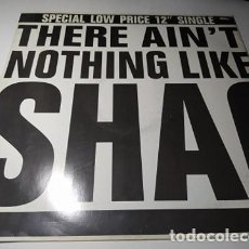 Discos de vinilo: MAXI - THE TAMS – THERE AIN'T NOTHING LIKE SHAGGIN' - VST 1029 ( VG+/ VG+) UK 1987. Lote 222543512