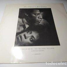 Discos de vinilo: MAXI - DAVID GRANT & JAKI GRAHAM ?– COULD IT BE I'M FALLING IN LOVE - GRANX 6 ( VG+/ VG+) UK 1985. Lote 222543836