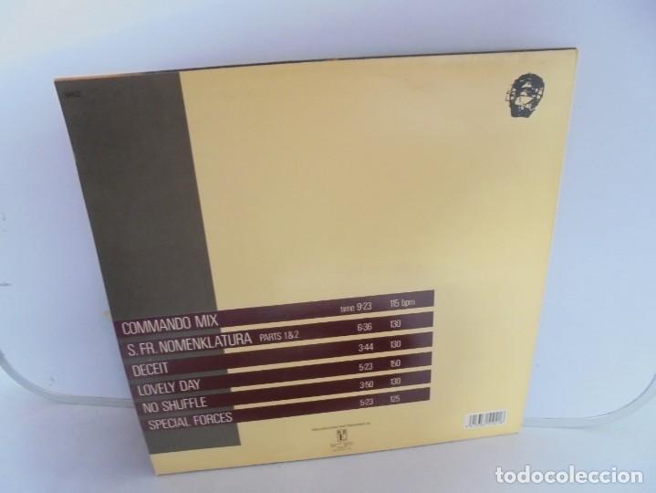 Discos de vinilo: FRONT 242. NO COMMENT. DISCOGRAFICA R R E. LP VINILO. VER FOTOGRAFIAS ADJUNTAS - Foto 12 - 222544072