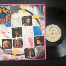 Discos de vinilo: DRUM THEATRE ?– ELDORADO SYNTH-POP 1985. Lote 222544077