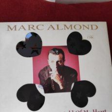 Discos de vinilo: MARK ALMOND - SOMETHING'S GOT A HOLD OF MY HEART - LIMITED EDITION ETCHED DISC - VINILO. Lote 222545098