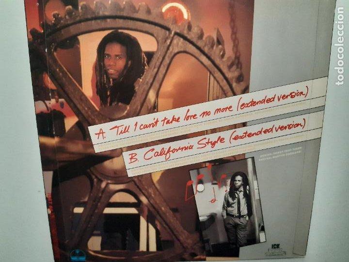 Discos de vinilo: EDDY GRANT- TILL I CAN´T TAKE LOVE NO MORE- UK MAXI SINGLE 1983- VINILO CASI NUEVO. - Foto 2 - 222547371