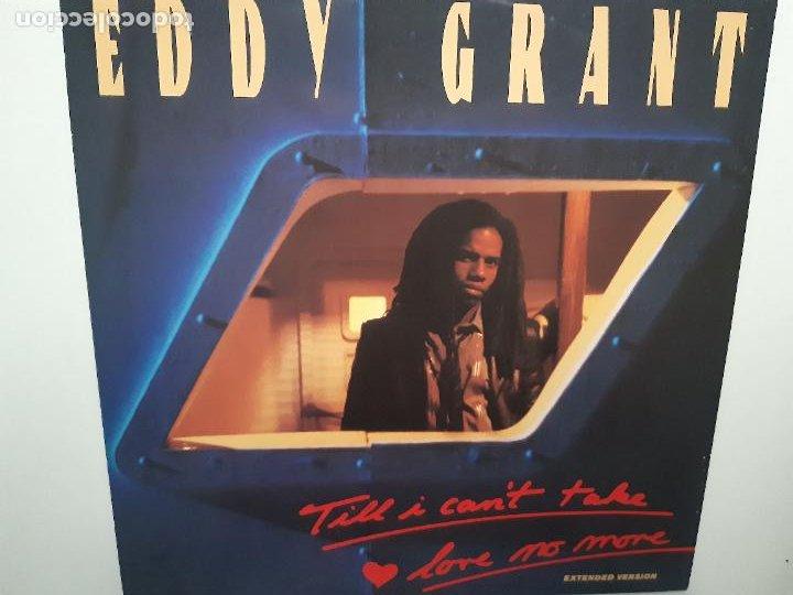 EDDY GRANT- TILL I CAN´T TAKE LOVE NO MORE- UK MAXI SINGLE 1983- VINILO CASI NUEVO. (Música - Discos de Vinilo - Maxi Singles - Reggae - Ska)