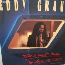 Discos de vinilo: EDDY GRANT- TILL I CAN´T TAKE LOVE NO MORE- UK MAXI SINGLE 1983- VINILO CASI NUEVO.. Lote 222547371