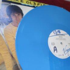 """Discos de vinilo: MIKE OLDFIELD - VINILO AZUL MAXI SINGLE - 12"""" - GUILTY. Lote 222556936"""