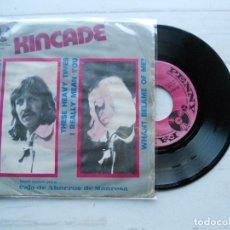 Discos de vinilo: KINCADE – DREAMS ARE TEN A PENNY + 3 EP 1973 VG++/VG+. Lote 222559168