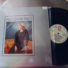 Discos de vinilo: MARIA DOLORES PRADERA-LP 1972. Lote 222559932