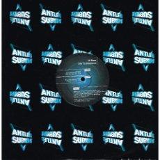 Discos de vinilo: U-TURN - TRIP TO MADNESS (4 TEMAS) - MAXI SINGLE 2000. Lote 222559952