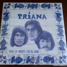 Discos de vinilo: TRIANA - ABRE LA PUERTA - MAXI SINGLE 12 - NUEVO. Lote 222560793