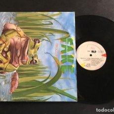 "Discos de vinilo: FAKE FROGS IN SPAIN - EXTENDED 12"" ITALO DISCO ITALY ORIGINAL. Lote 222561882"
