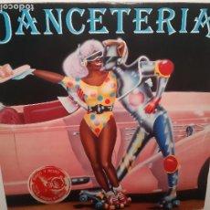 Discos de vinilo: DANCETERIA - ITALY LP 1983 - ITALO DISCO- VINILO EXC. ESTADO... Lote 222562990