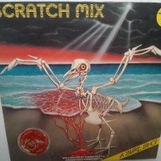 Discos de vinilo: SCRATCH MIX - ITALY LP 1983 - ITALO DISCO- VINILO COMO NUEVO.. Lote 222563542