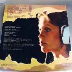 Discos de vinilo: MARISOL-LP HABLAME DEL MAR MARINERO. Lote 222563627
