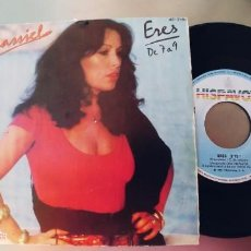 Discos de vinilo: MASSIEL-SINGLE ERES. Lote 222563901