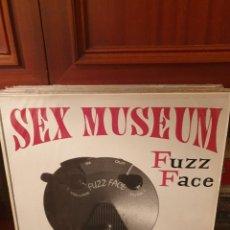 Discos de vinilo: SEX MUSEUM / FUZZ FACE / ANIMAL RECORDS 1991. Lote 222564046
