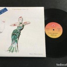 """Discos de vinilo: FORBIDDEN FRUITS DISCO HALLOWEEN - EXTENDED 12"""" REEDICIÓN FINLANDIA. Lote 222564526"""