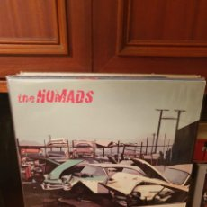 Discos de vinilo: THE NOMADS / ALL WRECKED UP / SANNI RECORDS 1989. Lote 222565713