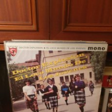 Discos de vinilo: DOCTOR EXPLOSION / EL LOCO MUNDO DE LOS JOVENES / SUBTERFUGE RECORDS 1994. Lote 222565955