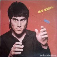 Discos de vinilo: IAN NORTH - NEO LP 1980 RARA EDICION ESPAÑOLA CON ENCARTE - PUNK POWERPOP SYNTH POP. Lote 222566352
