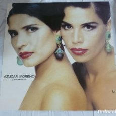 Discos de vinilo: AZÚCAR MORENO - OJOS NEGROS. DISCO DE VINILO, PERFECTO ESTADO.. Lote 222566361