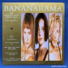 Discos de vinilo: LP - VINILO BANANARAMA - THE GREATEST HITS COLLECTION - DOBLE LP + ENCARTES - ESPAÑA - 1989. Lote 222573411